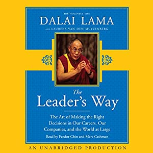 The Leader's Way Audiobook