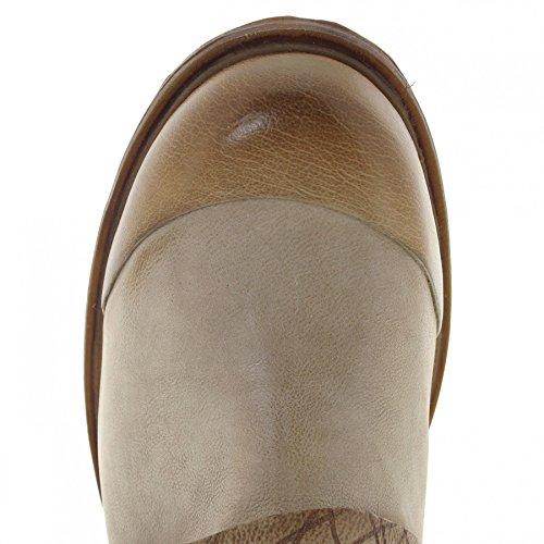 As98 259.225 Rino Mode Enkellaars Voor Vrouwen Bruine Laarzen Stedelijke Rino Tdm