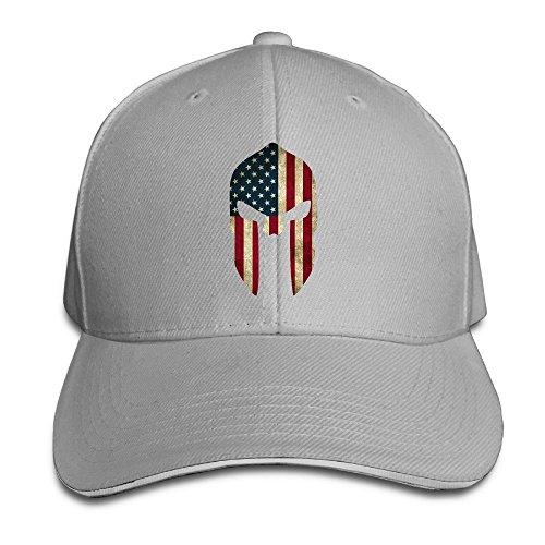 MaNeg American Flag Sandwich Peaked Hat & - Usa Shop Online Bvlgari