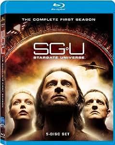 Sgu Stargate Universe: The Complete First Season Blu-ray