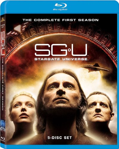 Blu-ray : SGU: Stargate Universe: The Complete First Season (Digital Theater System, Widescreen, , Dubbed, Dolby)