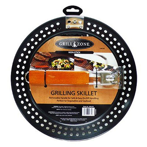 BLUE RHINO GLOBAL SOURCING 00355TV GZ Non-Stick Round Skillet (Skillet China)
