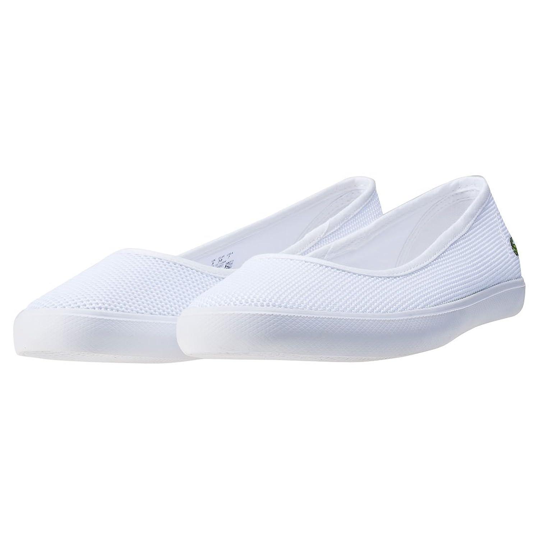Lacoste Mujer Blanco Marthe 117 1 CAW Zapatos: Amazon.es: Zapatos y complementos