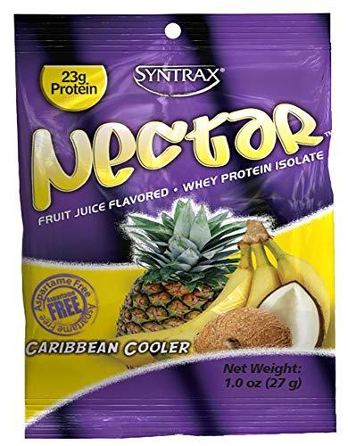 Nectar Grab N' Go, Caribbean Cooler, 12 packets, 27 grams per packet