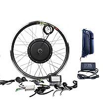 36V500W Hub Motor 11AH Li-on Battery Powered Electric Bike Conversion Kit + LCD Theebikemotor