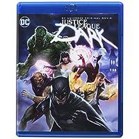 Liga de la Justicia: Oscuro [Blu-ray]