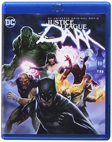 Justice League: Dark  [Blu-ray] ()