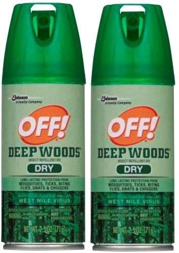 OFF Deep Woods Aerosol Ounce product image