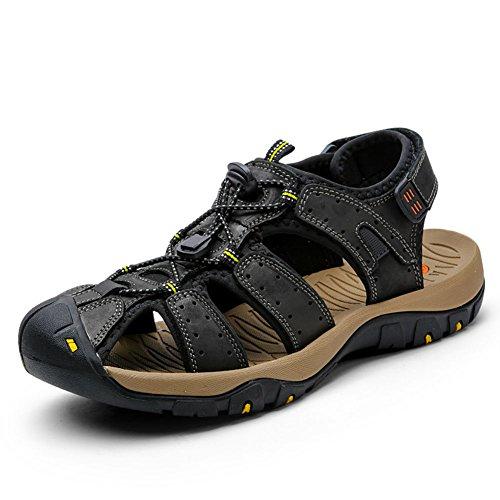 3C Camel Mens Outdoor Waterproof Adjustable Sport Sandals