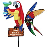 33 In. Island Parrot Spinner