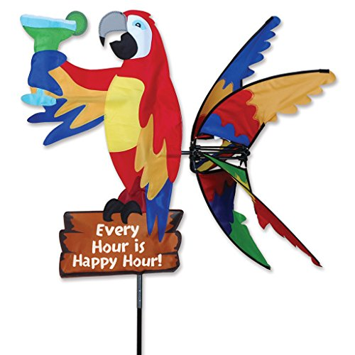 Parrot Spinner - Premier Kites 33 in. Island Parrot Spinner