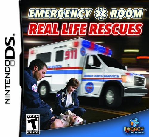 Emergency Room Real Life Rescues Nintendo product image
