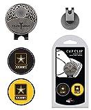 Army Black Knights Ball Marker Cap Clip