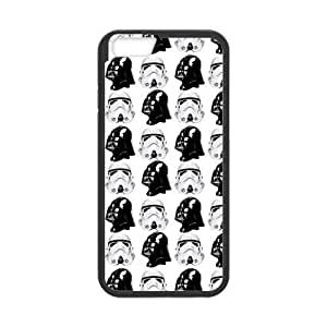 iPhone 6 Case, [Star Wars] iPhone 6 (4.7) Case Custom Durable Case Cover for iPhone6 TPU case(Laser Technology)