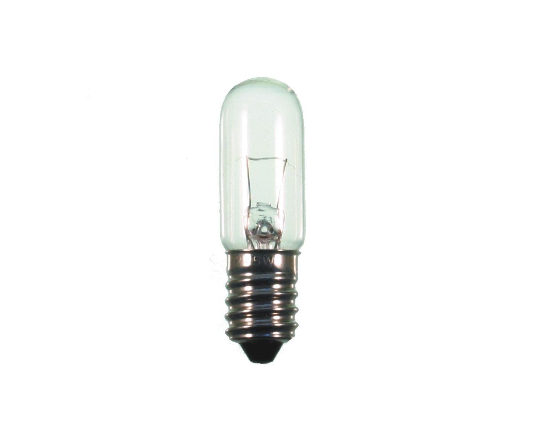 S+H Röhrenlampe 16x54 mm Sockel E14 24 Volt 5 Watt