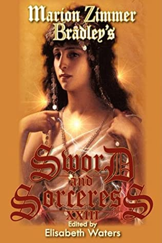 book cover of Sword and Sorceress XXIII