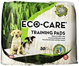 Simple Solution Eco-Care Puppy Training Pads, 50 count
