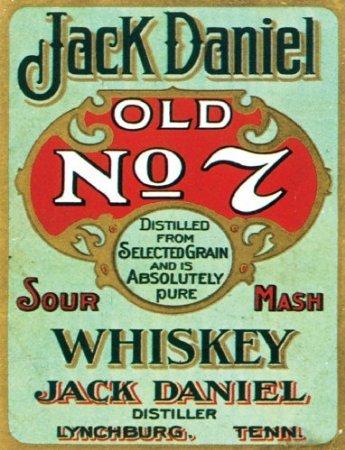 ACRÍLICO LLAVERO JACK DANIEL OLD 2239 NO, 7 DE ACERO ...