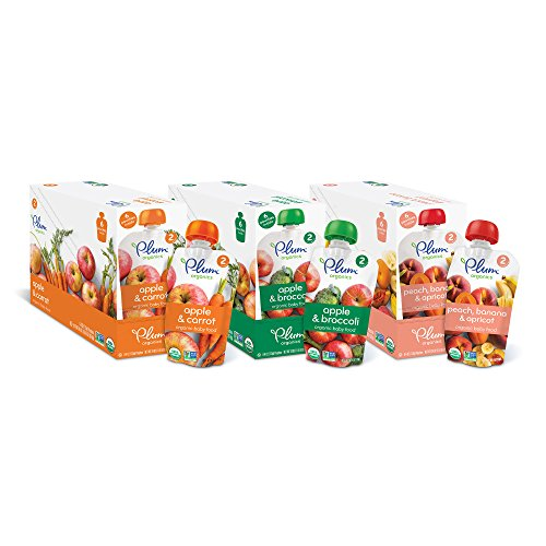 Plum Organics Organic Variety Broccoli product image