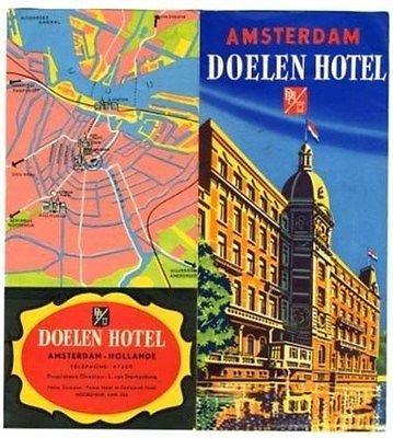 amsterdam hotel - 8