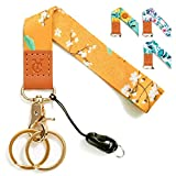 Wrist Lanyards Key Chain Holder Premium Quality