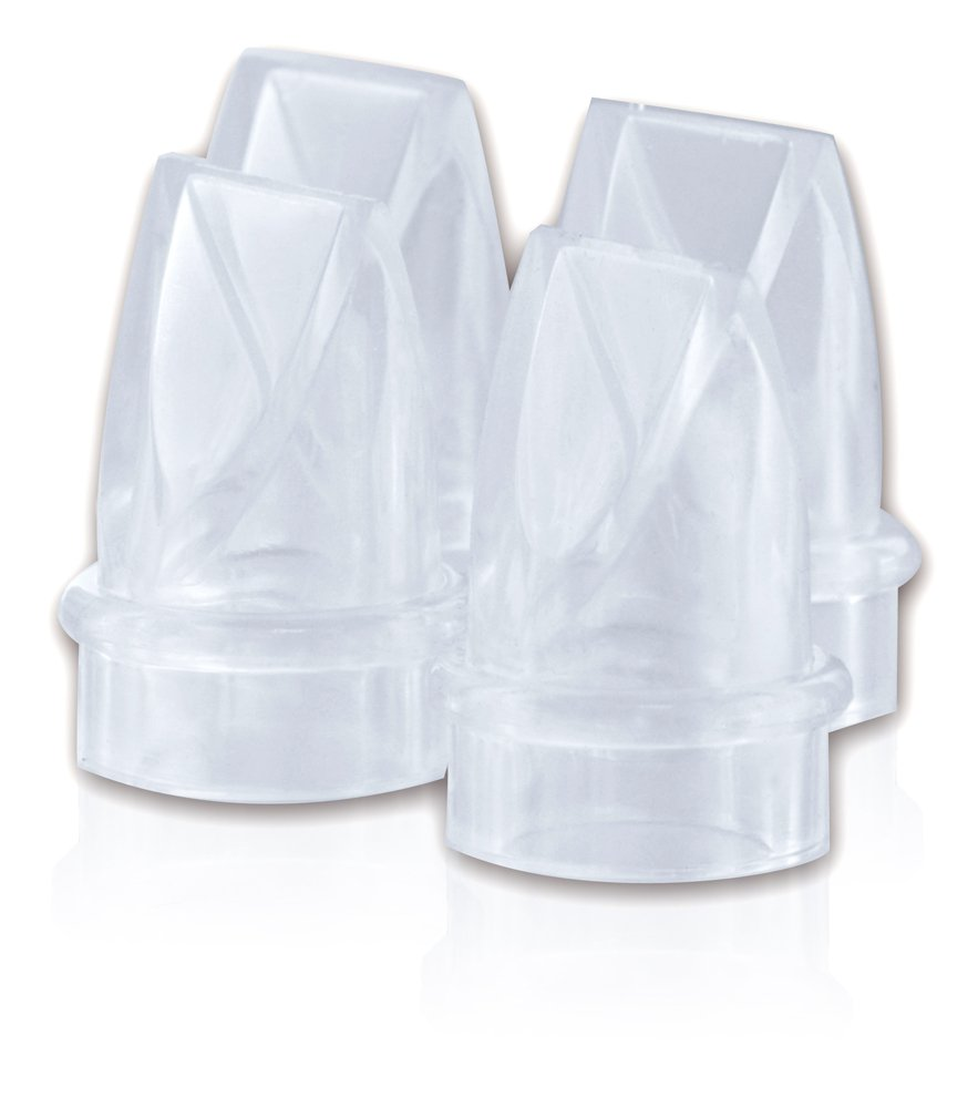 Rumble Tuff One-Way Valves for Breast Pumps by Rumble Tuff