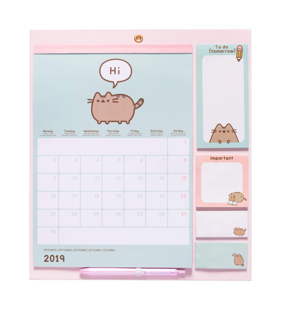 Amazon.com : Erik CMP1901 Magnetic Calendar for Fridge 2019 ...