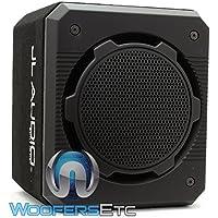 JL Audio CS112G-W6v3 Sealed ProWedge™ enclosure with one 12 W6v3 subwoofer