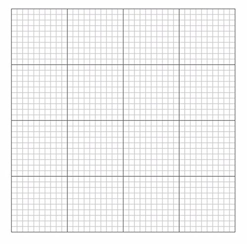 wu 3030cm Diamond Embroidery Square Canvas with Glue Empty Canvas with Markings Diamond Painting Blank Grid Adhesive Canvas Accessories