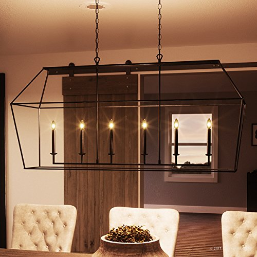 Luxury Colonial Chandelier, Large Size: 25.5