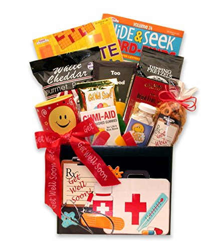 Doctor's Orders Gift Box -Large Doctors Orders Gift Box