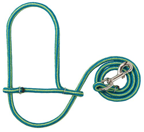 Baby Goat Leather - Weaver Leather Livestock Poly Rope Sheep Halter with Snap