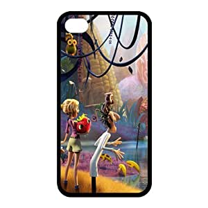Custom Cloudy With A Chance Of Meatballs Back Cover Case for iphone 4,4S JN4S-515
