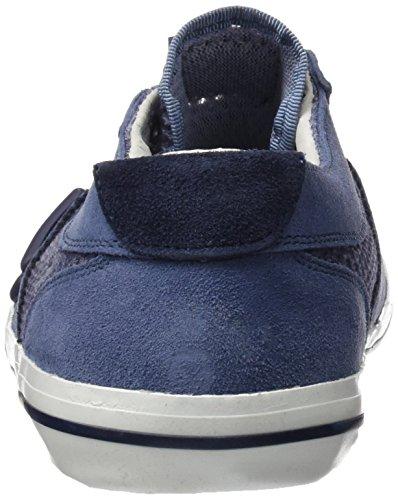 DUUO Pere, Sneaker Basse Uomo Blu