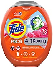 Tide Pods With Downy, Liquid Laundry Detergent Pacs,