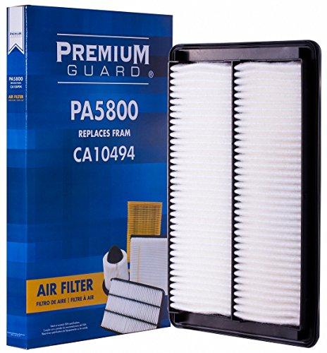 (PG Air Filter PA5800 | Fits 2006-09 Pontiac Solstice, 2007-10 Saturn Sky )