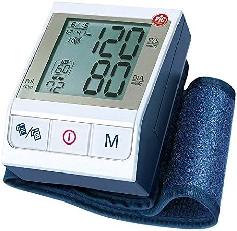 Pic Solution Self Check-Automatic Wrist Blood Pressure Monitor