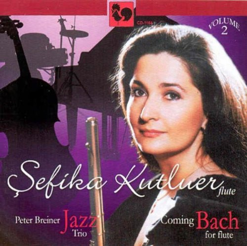 Coming Bach For Flute 2