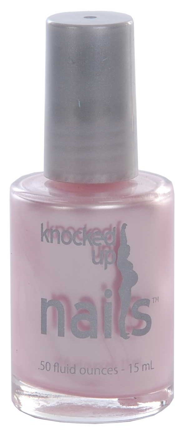 Amazon.com : Preggers in Pink - Knocked Up Nails - Maternity ...