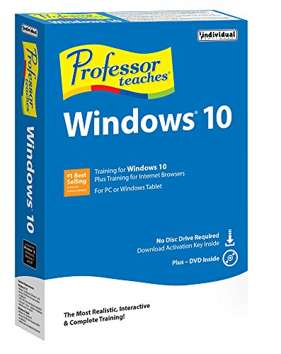 Professor Teaches® Windows® 10 Windows PMM-W10