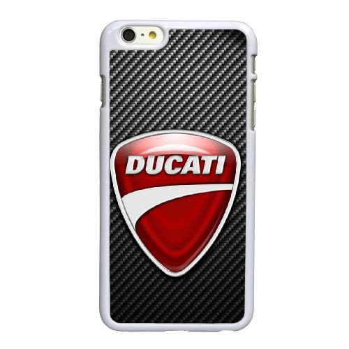 Ducati 3Y387X cover iphone 6 6S 4.7 Inch Cell Phone Case White 02QI37 Durable Personalized Phone Case