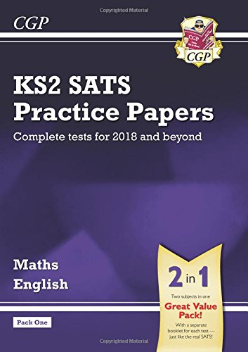 E.b.o.o.k New KS2 Maths and English SATS Practice Papers Pack (for the tests in 2018 and beyond) - Pack 1 [P.D.F]