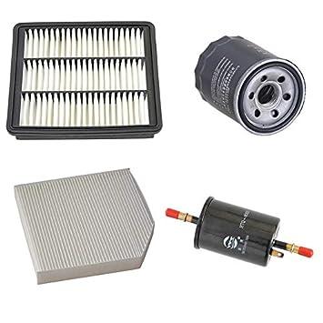 Amazon.com: Filtro de aire para coche, filtro de aceite ...