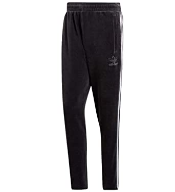 bcc2fe5ae138e adidas Originals Men's Originals Velour 3-Stripes Trackpants at ...