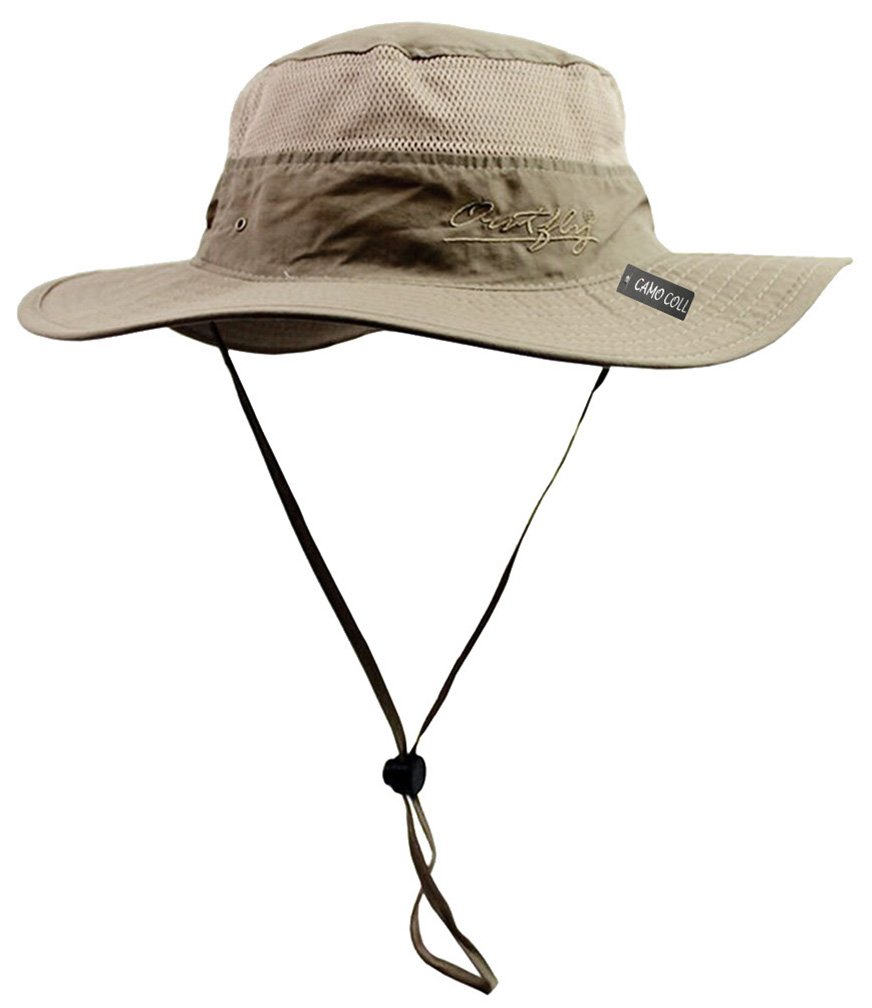 Camo Coll Outdoor UPF 50+ Bonnie Hat