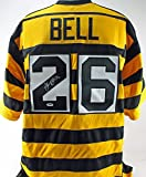 Steelers Le'Veon Bell Authentic Signed Bumblebee Jersey Autographed PSA/DNA
