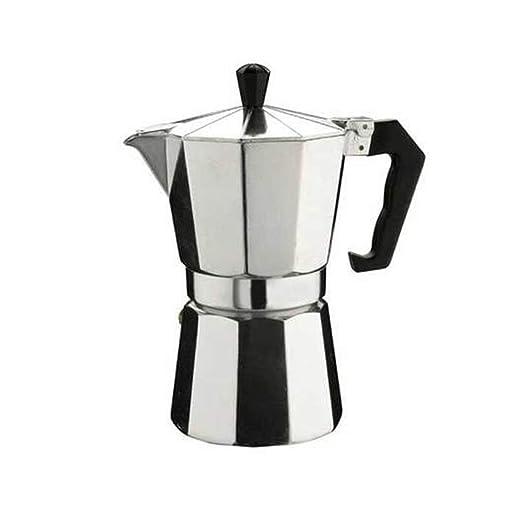 Cafetera italiana para café expreso, cafetera continental ...