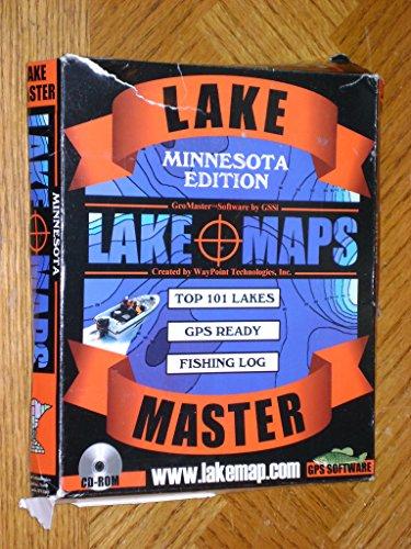 Lake Maps Minnesota Edition