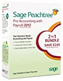 Sage Peachtree Pro Accounting with Payroll 2012