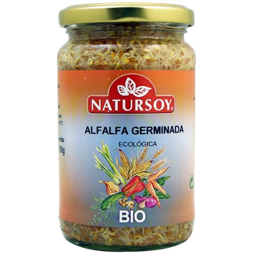 NATURSOY - ALFALFA SPROUT 330 GR